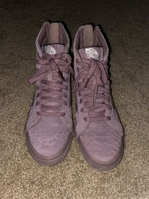 High Top Vans for Sale in Raleigh, NC