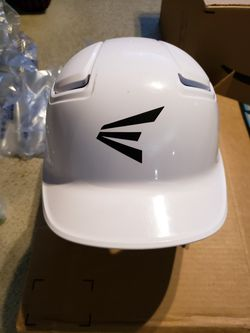 Brand New White Easton Alpha Batting Helmet $20 for Sale in San Diego,  CA