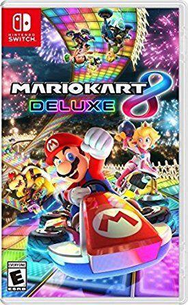 Mario Kart 8 Deluxe - Nintendo Switch for Sale in Auburn, WA