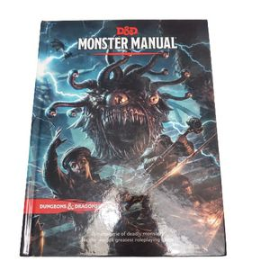Dungeon and Dragons Monster Manual for Sale in Fontana, CA