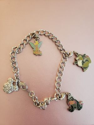 Disney charm bracelet for Sale in Rancho Santa Margarita, CA
