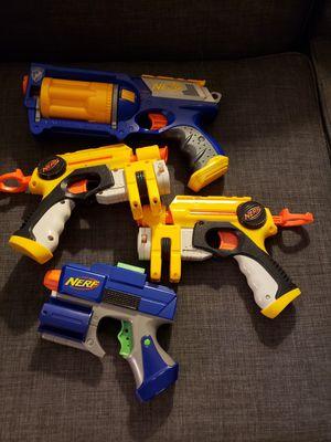 Nerf guns... $2 each for Sale in East Windsor, NJ
