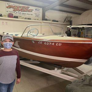 1966 Christ Craft Boat 17' for Sale in Turlock, CA