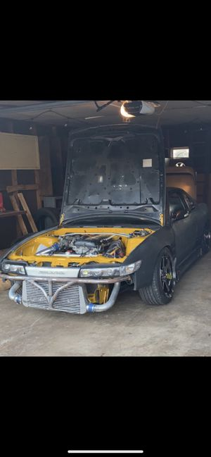 built RHD silvia from japan w built sr20det for Sale in Naperville, IL