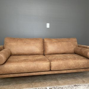 Leather Couch for Sale in Tempe, AZ