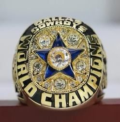 Dallas cowboy ring 11 for Sale in Irving, TX