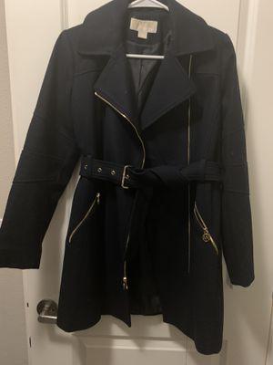 Michael Kors Navy Winter Coat - S for Sale in San Diego, CA