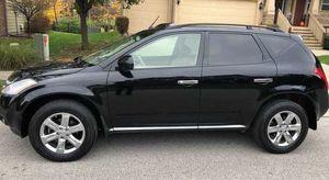 2007 Nissan Murano SL for Sale in Charleston, WV