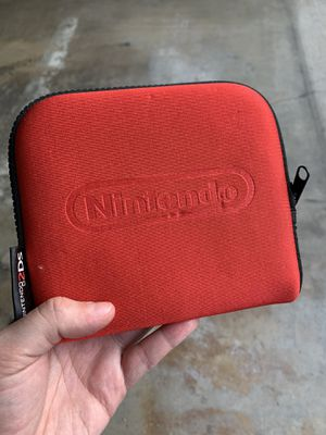 Nintendo 2DS with Carrying Case (Crimson Red) for Sale in Los Angeles, CA