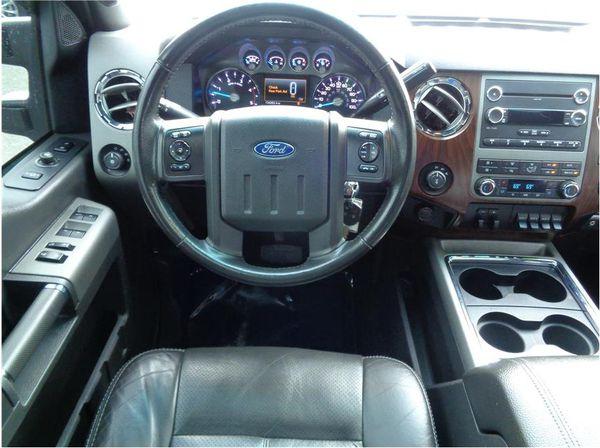 2011 Ford Super Duty F-350 SRW