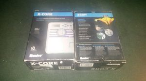X-core Professional indoor/outdoor sprinkler timer for Sale in Lilburn, GA