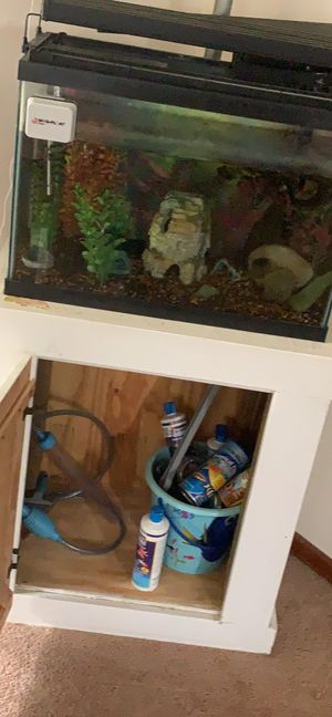 20 Gal Aquarium, LOTS of Accessories for Sale in Knoxville, TN