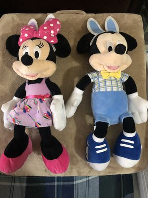 Mini and Mickey Easter for Sale in Anchorage, AK