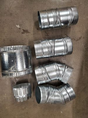 Galvanized Steel elbow. New for Sale in Portland, OR
