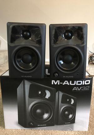 M-Audio Speakers for Sale in Hillsboro, OR