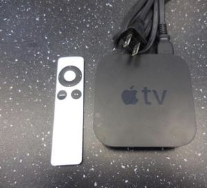1st GEN APPLE TV + HDMI CORD BUNDLE for Sale in Tampa, FL