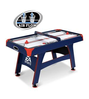 New In Box EA Sports 60 Inch Air Powered Hockey Table with Overhead Electronic Scorer for Sale in Austin, TX