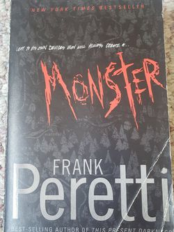 Monster - Frank Peretti for Sale in Pittsburgh,  PA