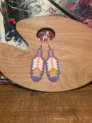 Vibe Tribe Feather Earrings for Sale in Austin, TX