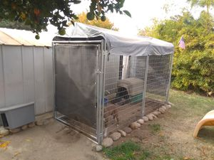 5x10 welded wire dog kennel for Sale in Fresno, CA