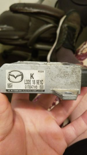 """Transmission Control Module """"TCM"""" 2006 Mazda 3 2.3 OBO not sure it's good or not for Sale in Azusa, CA"""