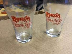 Collectible kahlua glasses for Sale in Kingston, NY