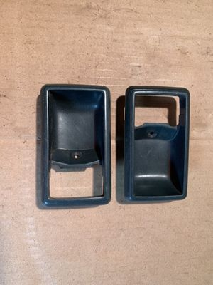 AE86 Door Handle Trim Set (Blue) for Sale in Spring Valley, NY