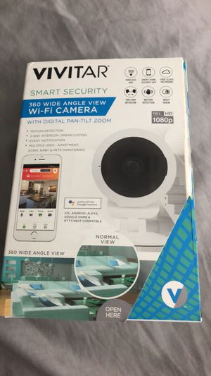 Smart WiFi camera for Sale in Springfield, VA