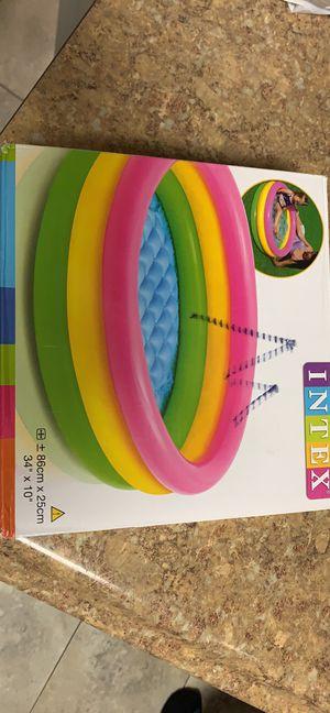 INTEX baby pool for Sale in Sterling, VA