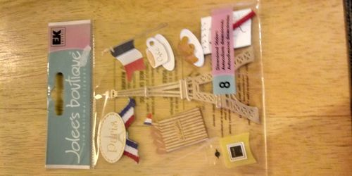 New scrapbooking embellishments 4 sale for Sale in Springfield,  IL