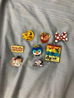 Disney pins for Sale in Los Alamitos, CA