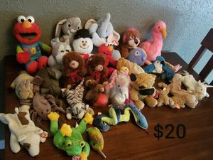 Beanie babies and others for Sale in Stockton, CA