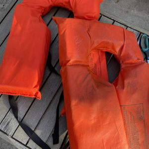 Free Life Vests for Sale in Austin, TX