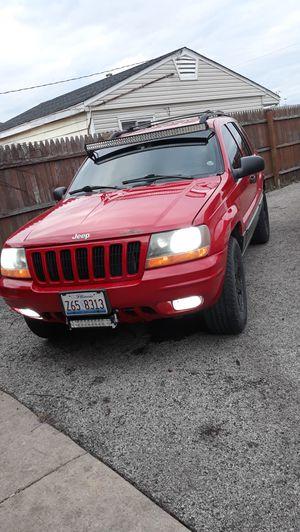 Jeep gran Cherokee for Sale in Aurora, IL