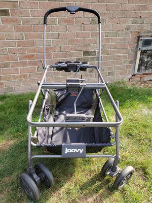 Double stroller joovy roo+ for Sale in Hightstown, NJ
