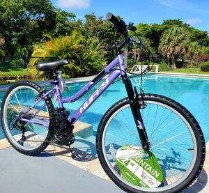 BRAND-NEW HUFFY 24IN MOUNTAIN BIKE for Sale in Coral Springs, FL