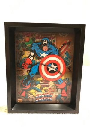 @Marvel Comics Captain America for Sale in Upland, CA