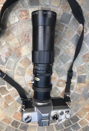 Mamiya Sekor Film Photography Camera (NOT DIGITAL) for Sale in Philadelphia, PA