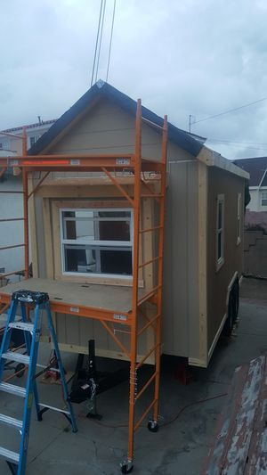 Custom Tiny home on wheels for Sale in Los Angeles, CA