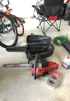 Chain saw for Sale in Walled Lake, MI