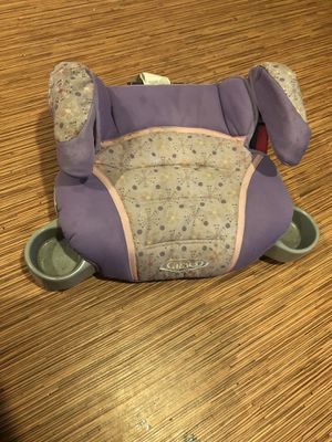 Graco girls car seat for Sale in San Francisco, CA