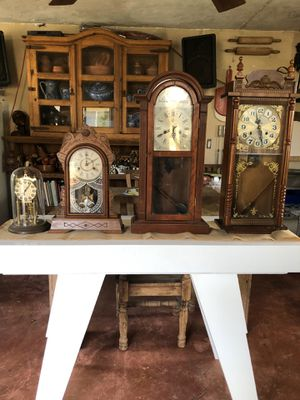 Antique clocks for Sale in Miami, FL