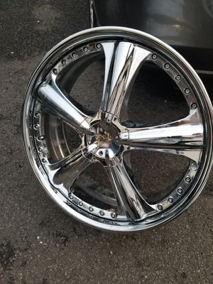 20 INCH LOAN HART RIMS for Sale in Roselle, NJ