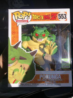 DRAGONBALL Z PORUNGA MINT POP 40 for Sale in Hemet, CA