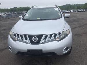 2009 Nissan Murano sl AWD for Sale in Manassas, VA