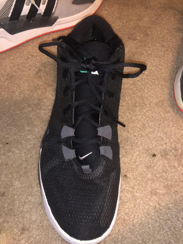 Giannis basketball shoes size 10 to 9 9/1.5