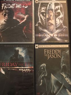 Friday The 13th DVD bundle for Sale in Kirkland,  WA