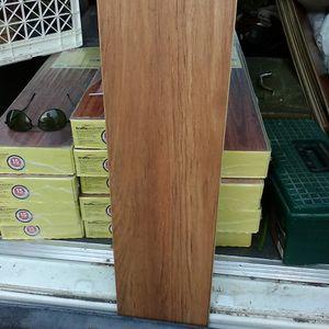 Teak laminate flooring 290sqft for Sale in Fort Worth, TX
