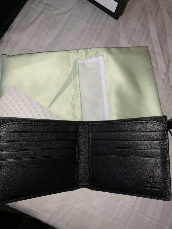 Gucci x Supreme Wallet