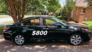 $8OO I'm selling my URGENT 2OO9 Honda Accord Clean Title!!! for Sale in Washington, DC